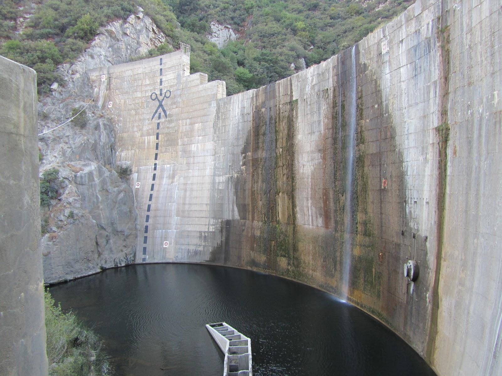 Ventura County Canyoneering 09 29 2012 Matilija Dam