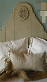 Custom French Headboard