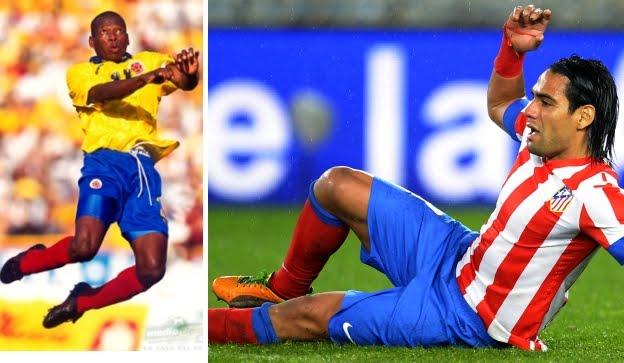 Asprilla: «Falcao nunca va a ganar el Balón de Oro»