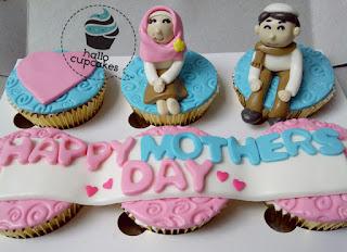 cupcake hari ibu
