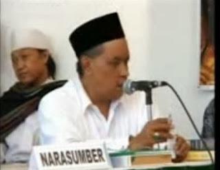 Ketua Umum PBNU KH. Said Aqil Siraj adalah orang Syi'ah