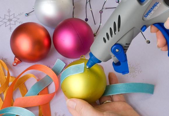 Marzua c mo hacer bolas de navidad para colgar del rbol - Hacer bolas de navidad ...