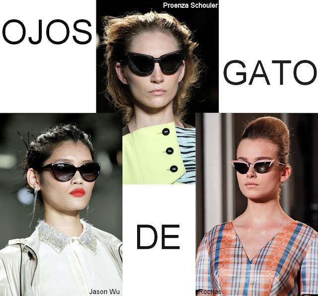Gafas Sol Cateye