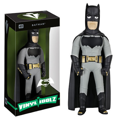 Batman v Superman: Dawn of Justice Vinyl Idolz Vinyl Figures by Funko - Batman