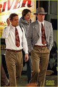 Ryan Gosling: Ryan Gosling: 'Gangster Squad' Hits Hollywood Boulevard!