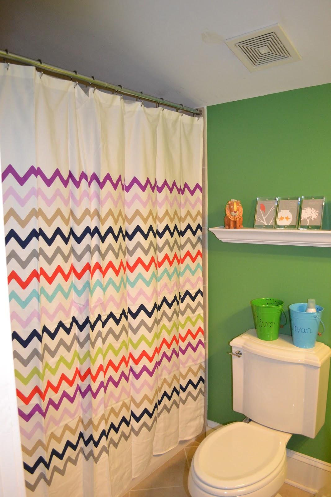 Merveilleux My House: Boy/girl Bathroom