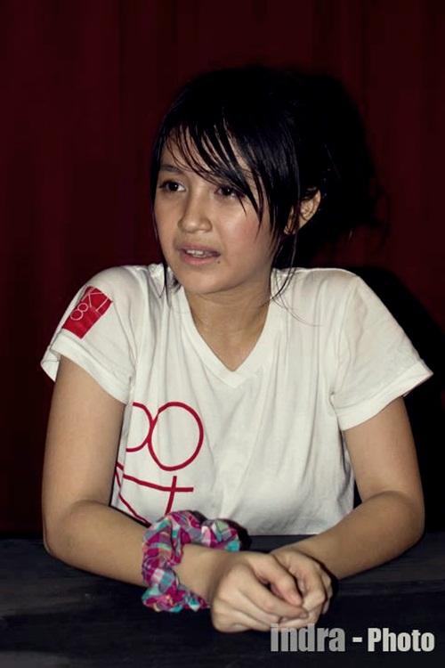 Foto Nabila Ratna Ayu Azalia Hot Artis Musisi Indonesia