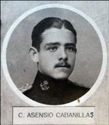Capitán Carlos Asensio Cabanillas