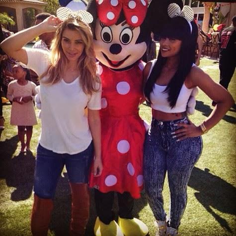 B.g Rapper Son Rapper Tyga Son's Mickey