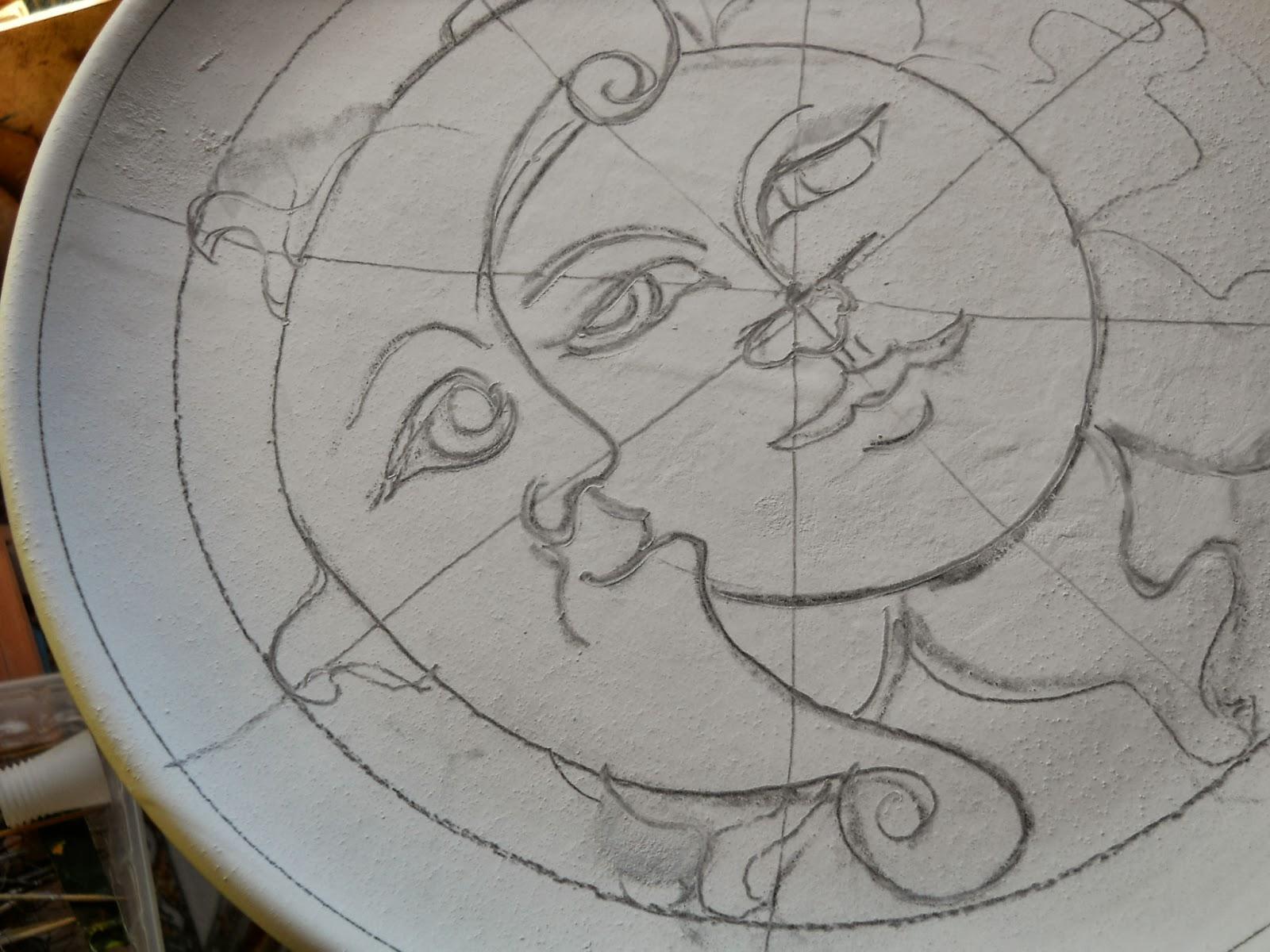 Ceramiche e dintorni: fasi di lavoro