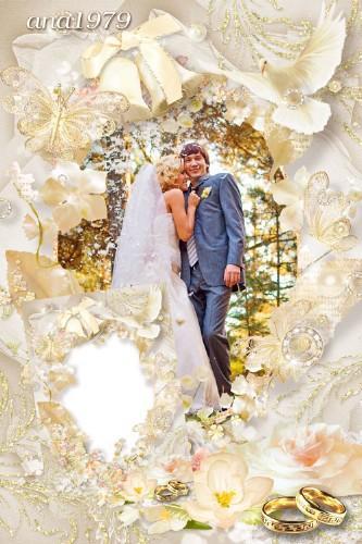 marco de boda
