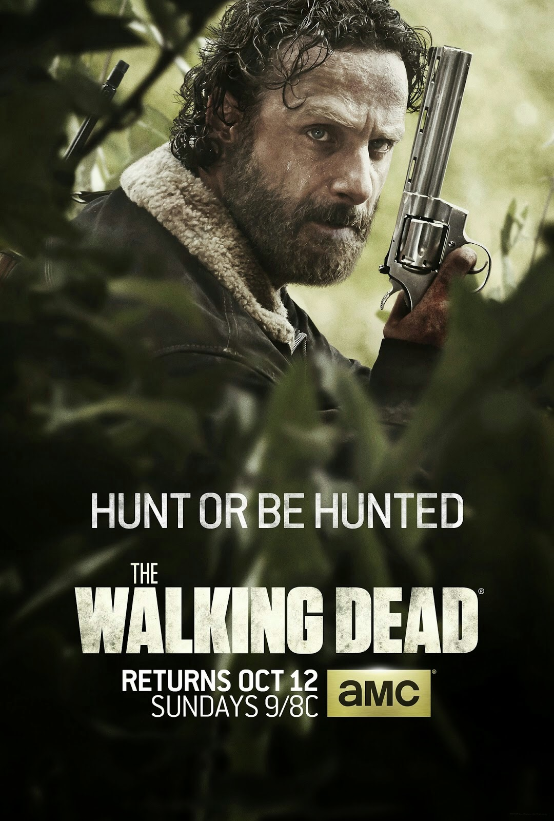 The Walking Dead Temporada 5 (HDTV 720p Ingles Subtitulada) (2014)