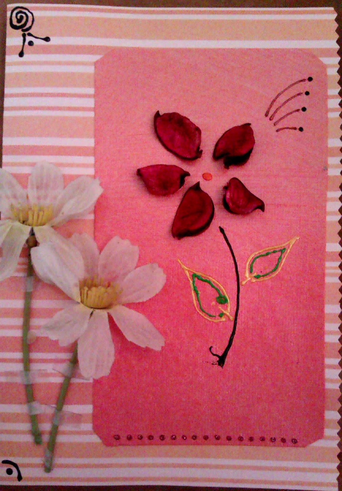 Beautiful Handmade Articles Greeting Cards For Various Occasions