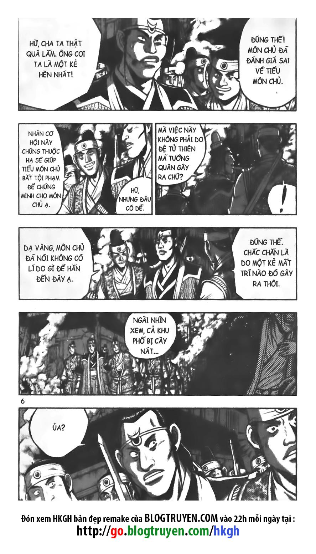 Hiệp Khách Giang Hồ chap 340 page 7 - IZTruyenTranh.com