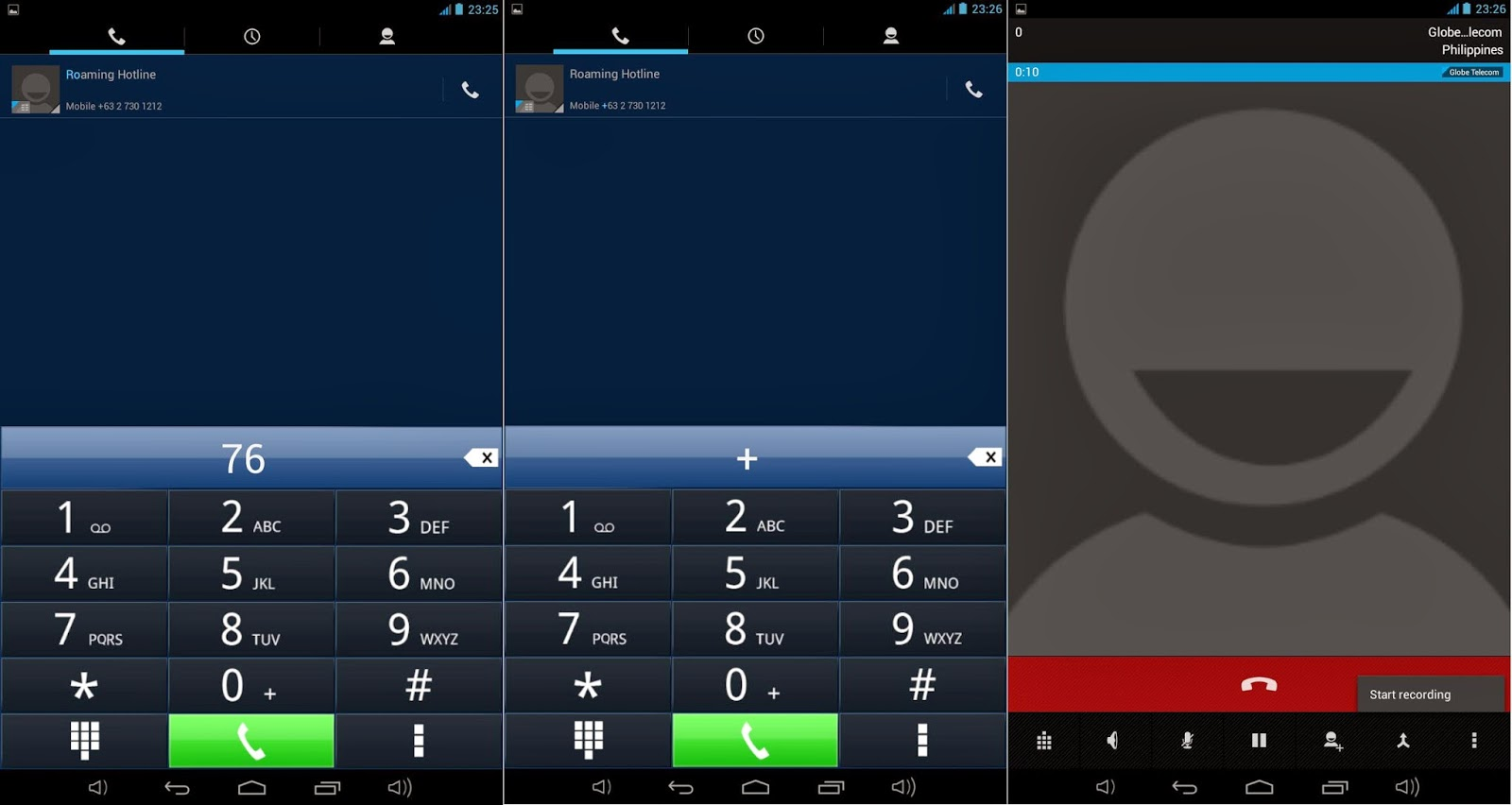 Qube PhoneTab Review: Double The Fun Dialer