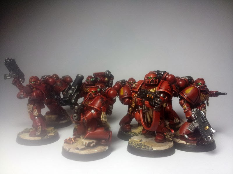BLOOD ANGELS - WARHAMMER 40000 1