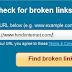 कैसे हटायें अपनी ब्लॉग या वेबसाइट से ब्रोकन लिनक्स