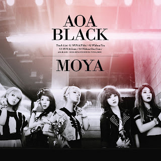 AOA (에이오에이) - Moya [3rd Single]