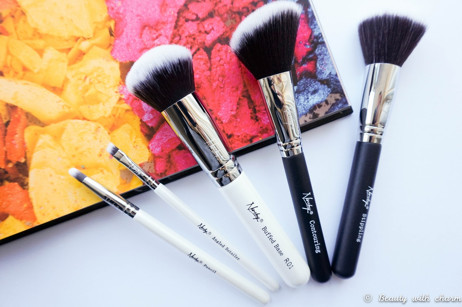 Nanshy Top 5 Makeup Brushes