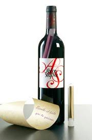 Botella Vino Abdon Segovia Crianza