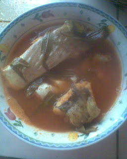 Asam Pedas Ikan