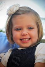 Claire age 3