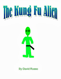 The Kung Fu Alien is available on Amazon.  Please click below for the book.