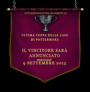 Ultima Coppa delle Case il 9 settembre 2015