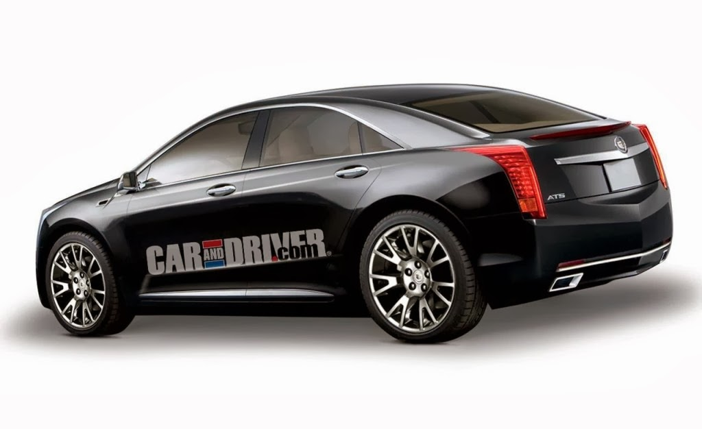 Cadillac ATS-V Car Pictures