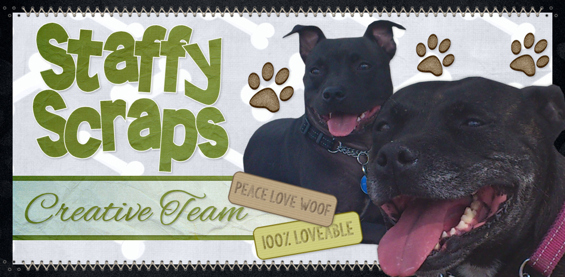 Staffy Scraps Creative Team