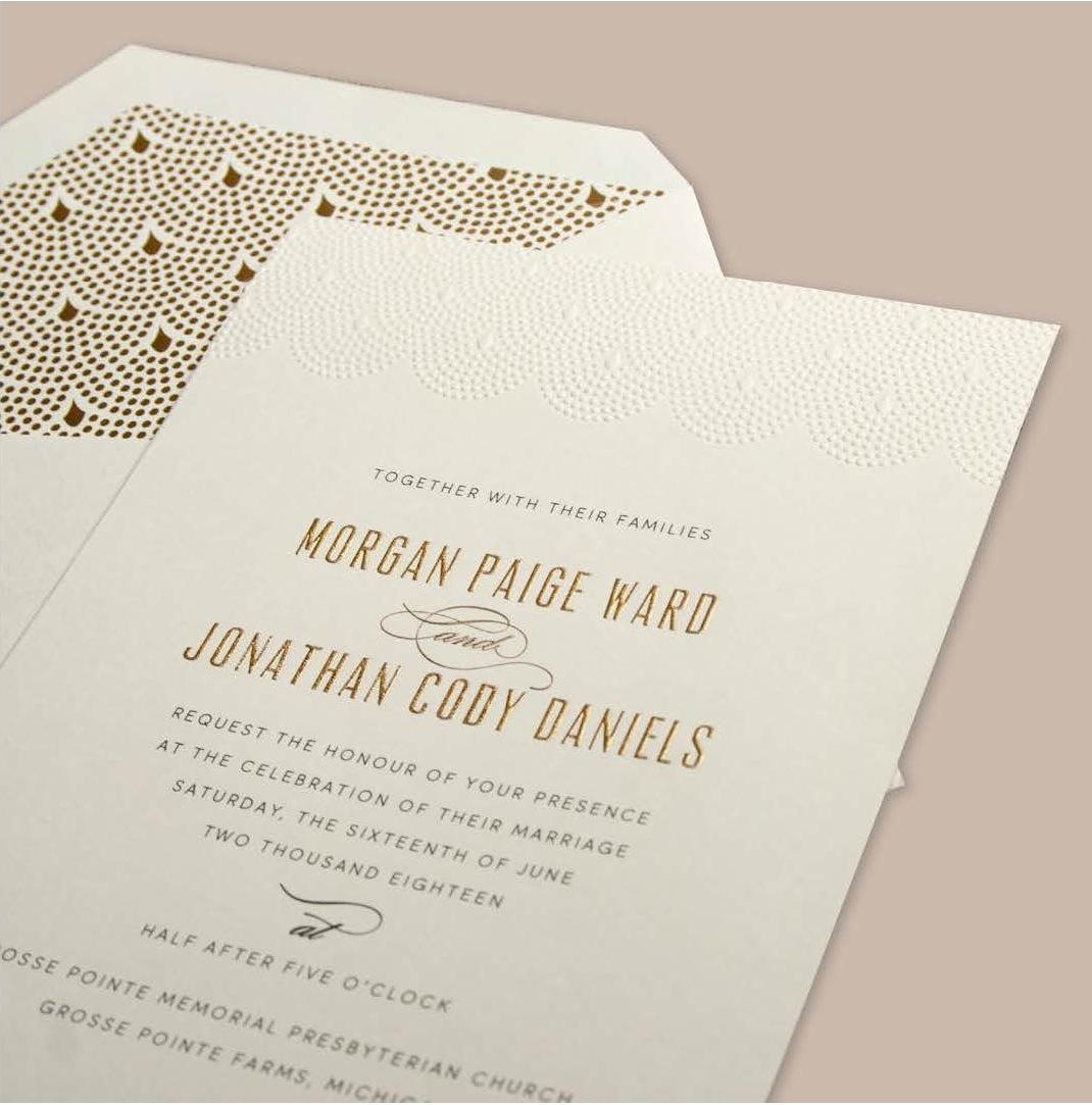 Meet William Arthur Weddings Volume One Designer Karen Herzig