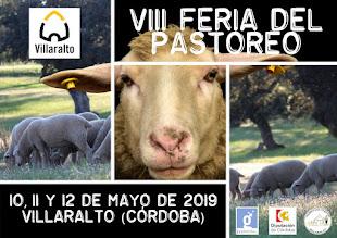 VIII Feria del Pastoreo Villaralto 2019.