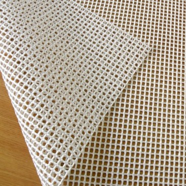 Manualizando alfombra de pompones - Antideslizante alfombras ikea ...