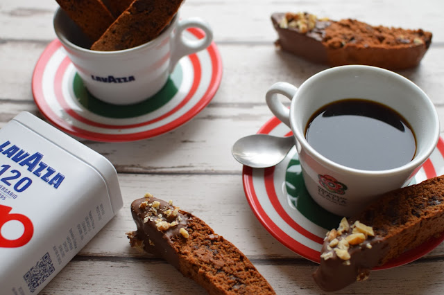 mocha chip biscotti recipe