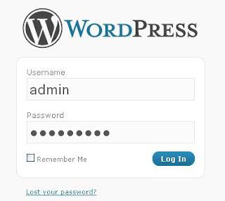 cara hack password wordpress