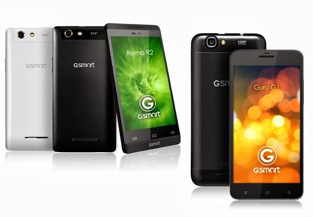 Gigabyte unveiled GSmart Guru G1, Roma R2 and Simba SX1 this week