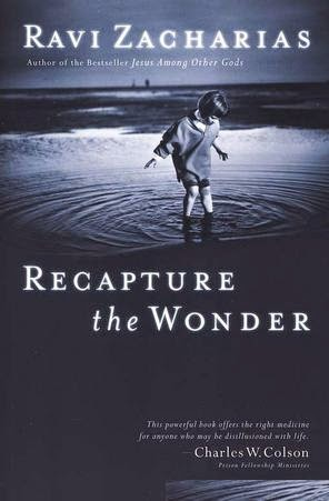 Currently Reading... Recapture The Wonder