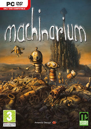 Machinarium Collectors Edition-GOG