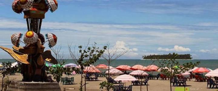Pantai Gandoriah -Pariaman