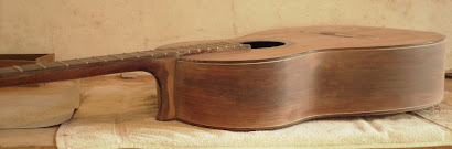 Restauração de violão nylon Giannini