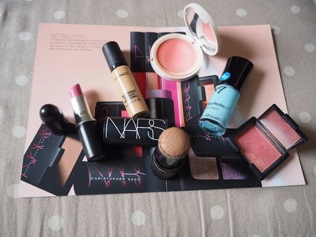 Blogging, Monthly Favourites, Nars, Mac, Topshop Makeup,