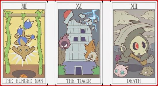 Pokemon Tarot