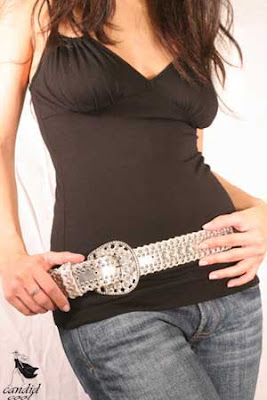 Fashion Belt Accessories 2011