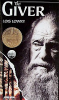 bookcover of THE GIVER (#1 of Giver Quartet) by Lois Lowry