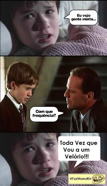 Faz MeMe Rir... Santana Facebook