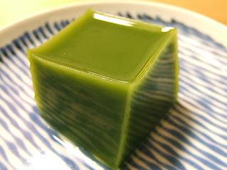 Mizu-Yokan japanese desert recipe