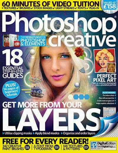 Photoshop Creative Magazine Issue 123 2015