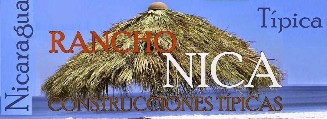 Rancho Nica ǀ Construcciones Típicas Nicaragüenses