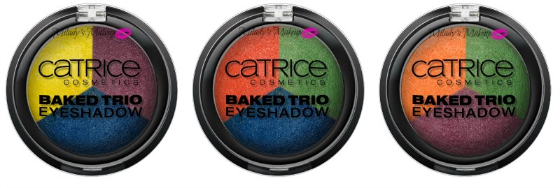 Catrice Carnival of Colours Eyeshadow