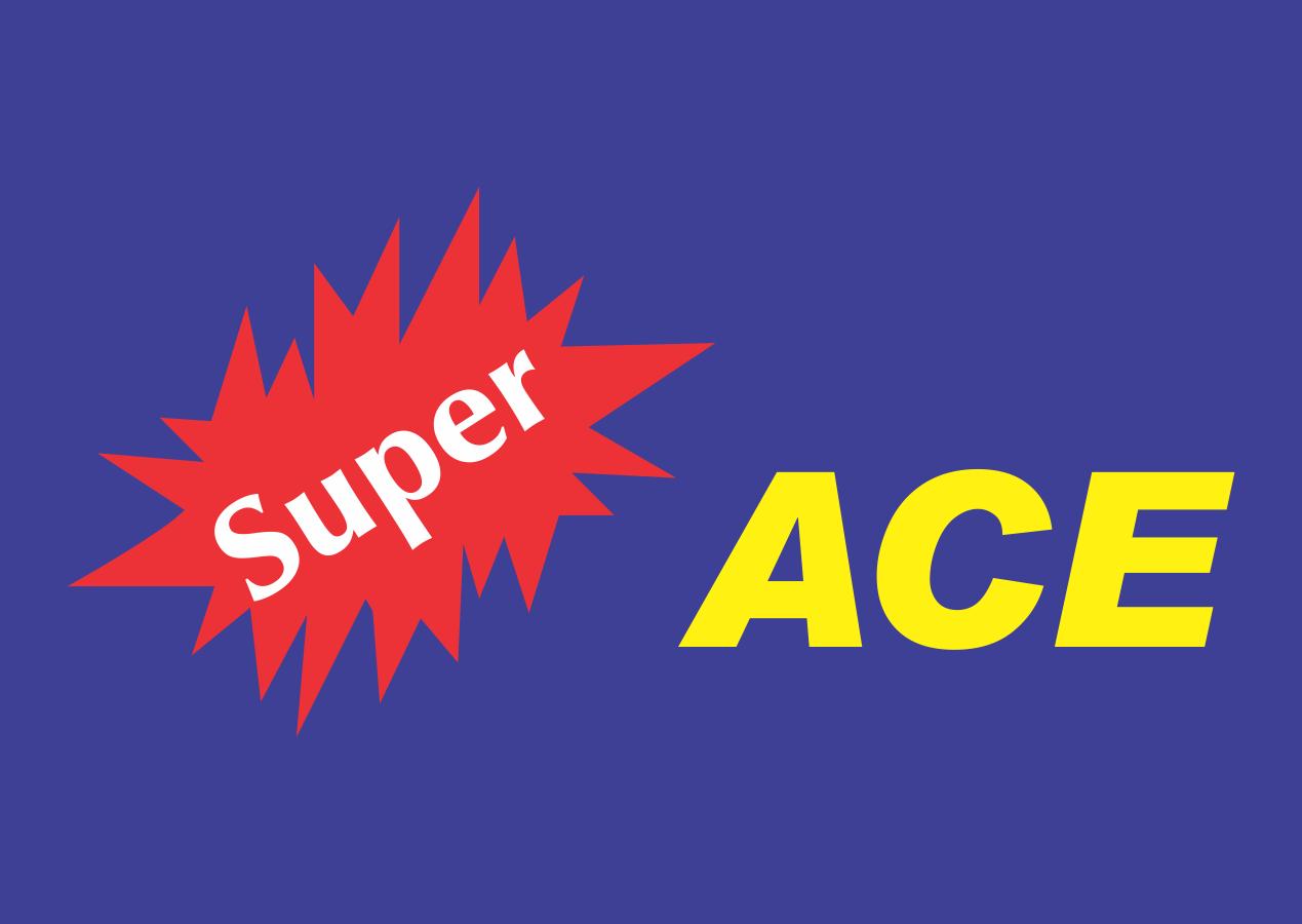 Super ACE Logo Vector download free